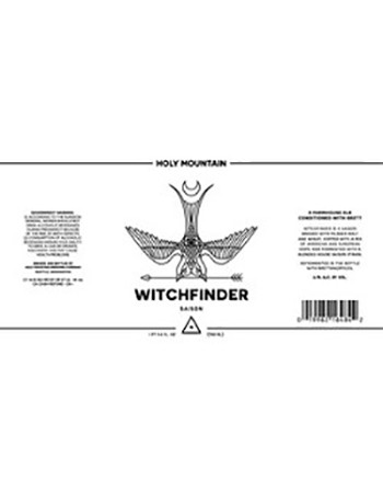 Holy Mountain Witchfinder Image