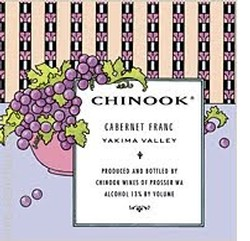 Chinook Wines Cabernet Franc 2017