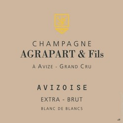Champagne Agrapart & Fils Champagne Avizoise Extra Brut Grand Cru Blanc de Blancs 2012