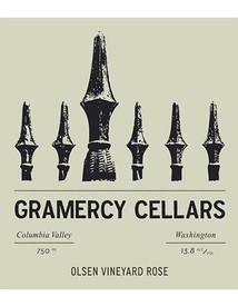 Gramercy Cellars Olsen Vineyard Rose 2018 Magnum