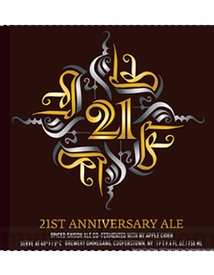 Ommegang 21st Anniversary Ale