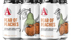 Avery Pear of Paches 12oz Can