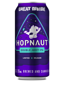 Great Divide Hopnaut 12oz Can