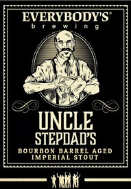 Everybody's Brewing Uncle Stepdad 500mL Bottle