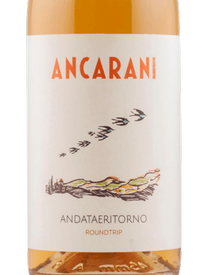 Ancarani Andataeritorno Orange Wine 2019