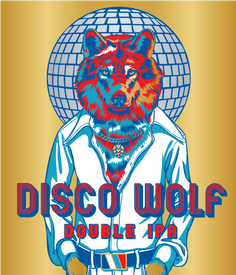 Fremont Disco Wolf Pack 12oz Can