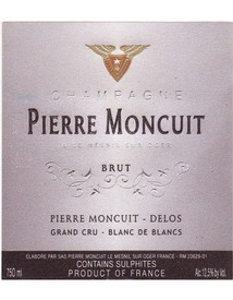 Pierre Moncuit Grand Cru Blanc de Blancs NV Image