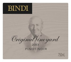 Bindi Original Vineyard Pinot Noir 2016