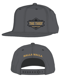 Thief Flatbill Hat