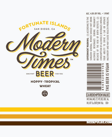 Modern Times Fortunate Islands Image