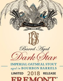 Fremont Bourbon Barrel-Aged Dark Star