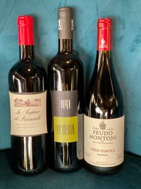 More Joy, Less Stress Italian Red 3-Pack!