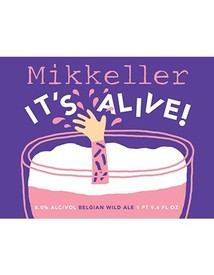Mikkeller It's Alive!