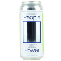 Stillwater & Oliver People Power 16oz Can