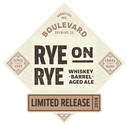 Boulevard Rye on Rye 12oz Bottle
