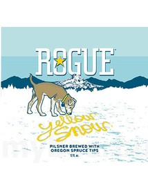 Rogue Yellow Snow Pilsner