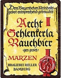 Schlenkerla Rauchbier Marzen 500mL Bottle
