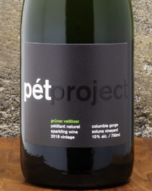 Foundry Gruner Veltliner Pet Nat 2018