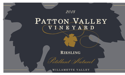Patton Valley Riesling Pet Nat 2018