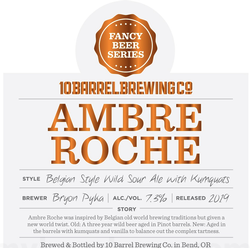 10 Barrel Ambre Roche Sour 12oz Bottle