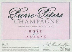 Pierre Peters Rose For Albane Brut NV