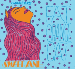 Fat Orange Cat Sweet Jane Blueberry 16oz Can