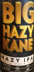 Migration Big Hazy Kane 19.2oz Can