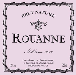 Chateau de Rouanne Rose Brut Nature 2019