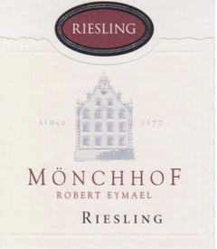 Monchhof Riesling Estate 2018