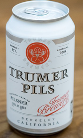 Trumer Pils 12oz Can