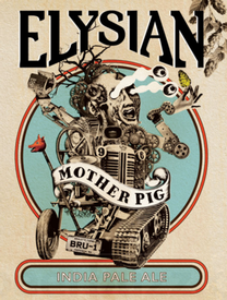 Elysian Mother Pig Fresh Hop 12oz Can