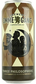 Ommegang Three Philosophers 16oz Can