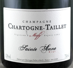 Chartogne-Taillet Cuvee St. Anne Brut NV