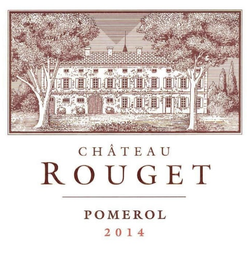 Chateau Rouget Pomerol 2014