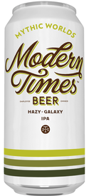 Modern Times Mythic Worlds 16oz Can