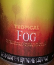 Abomination Brewing Wandering Into The Tropical Fog 16oz Can