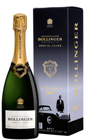 Champagne Bollinger Special Cuvee 007 Edition