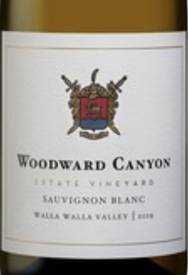 Woodward Canyon Estate Sauvignon Blanc 2019