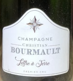 Champagne Christian Bourmault Lettre a Terre 1er Cru NV