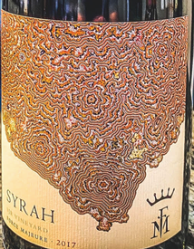 Force Majeure SJR Vineyard Syrah 2017