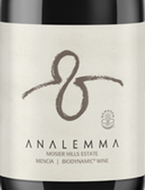 Analemma Mosier Hills Mencia 2018