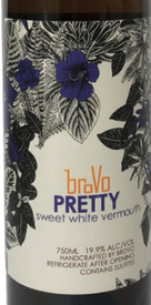 Brovo Pretty Blanc Floral Vermouth 750mL