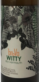 Brovo Witty Dry White Vermouth 750mL