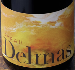 Delmas Syrah SJR Vineyard 2018