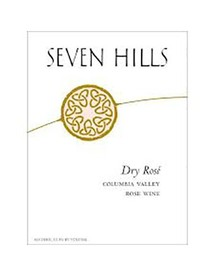 Seven Hills Winery Rose 2018
