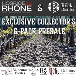 Hospice du Rhone Collectors Pack