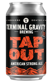Terminal Gravity Tap Out 12oz Can