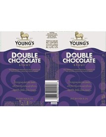 Young's Double Chocolate Stout Can