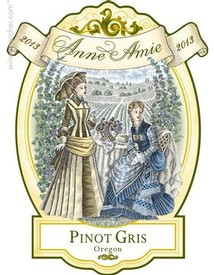 Anne Amie Pinot Gris 2018