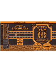 Oskar Blues Bamburana Collaboration w/Cigar City